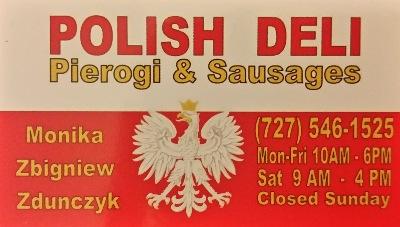 Pierogi & Sausages