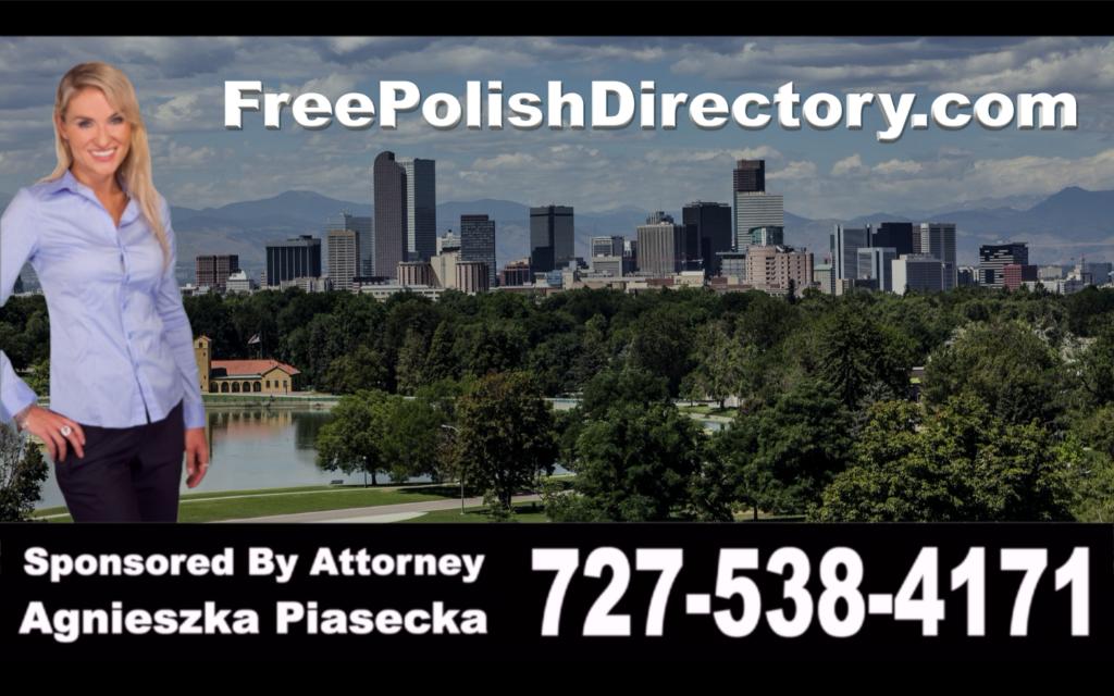 Polish, Directory, Attorney, Lawyer, Florida, USA, Polski, Prawnik, Adwokat, Floryda, Agnieszka Piasecka, Aga Piasecka, Piasecka, Denver, Colorado