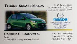 Tyrone Square Mazda