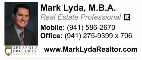 "Mark Lyda, M.B.A. – Realtor at Generous Property – 1227 N Gulfstream Ave., Sarasota, FL 34236 – Mark Lyda is a Polish REALTOR based in Sarasota, FL and working in Sarasota/Manatee/Charlotte Counties. Mark is a Civil (Structural) Engineer and a 20+ year veteran of the Residential and Commercial Construction market where he has managed Manufacturer sales teams across regions throughout the U.S. Mark LOVES real estate and now brings his enthusiasm, professionalism and experience to help you achieve your dream of living in paradise! Mark is active with the Sarasota-Manatee board of REALTORS®. He holds an M.B.A. in General Business Management and Bachelor of Civil Engineering – both degrees earned at Youngstown State University in Youngstown, Ohio. – Mark and his wife, Kathleen, have embraced the Sarasota lifestyle while raising their 5 young children. School activities, swim team, tennis, water sports and MUSIC are among their family and community activities. An accomplished pianist and vocalist, Mark also assists his wife in leading the music ministry at Our Lady of Mt. Carmel Catholic Church in Osprey. Following a decade as part-time residents of Venice, FL, the Lyda family moved permanently from Ohio to Sarasota, FL in 2016 and are thrilled to live in Paradise! Throughout these years, a number of real estate deals have bolstered Mark's passion for real estate! (i.e., new home construction, transacting/owning vacation home(s), rental property, and even owning and operating an historic, commercial Bed-and-Breakfast in Poland, OH). – A native of Krakow, Poland, Mark also speaks fluent Polish and embraces the culture and traditions of his European roots. He is happily active in the considerable Polish community in Sarasota and surrounding area. ""It would be a pleasure and an honor to work for you."" – Marek Lyda jest licencjonowanym polskim pośrednikiem nieruchomości w Sarasocie, na Florydzie. Marek obsługuje klientów w hrabstwach Sarasota, Manatee oraz Charlotte. Mark jest z wykształcenia inżynierem i przedsiębiorcą. Jest również utalentowanym muzykiem. Pasją Marka są nieruchomości. Marek pochodzi z Krakowa i mówi biegle po polsku. – Cell: (941) 586-2670 – Office: (941) 586-2670 – Email: mark@generousproperty.com – www.MarkLydaRealtor.com"