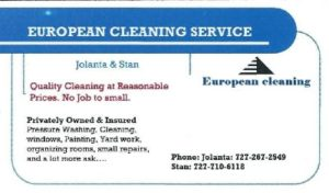 Jolanta & Stan - European Cleaning Service