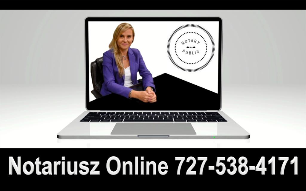 Polish Online Notary Public Colorado