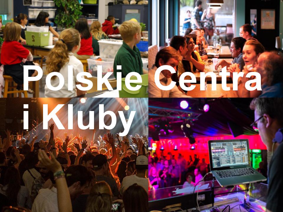 Polskie Centra i Kluby - USA