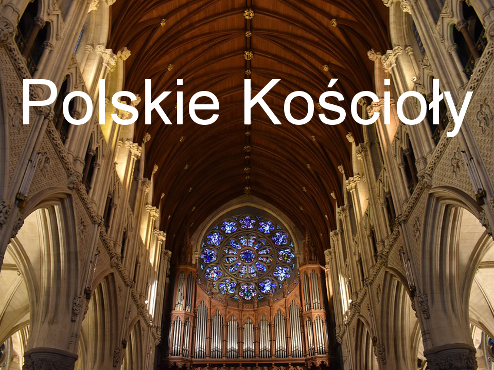 Polskie Kościoły - USA